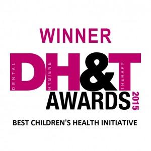 DHT 2015 Winner logo